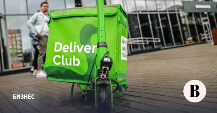Food stores there's a new competitor in the food delivery services