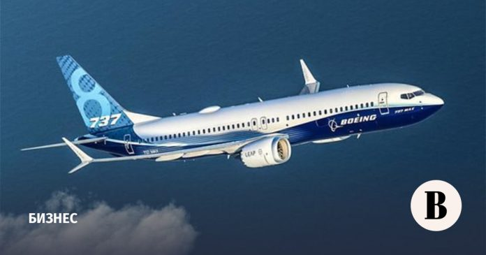 The crash of two Boeing 737 Max led the major aircraft manufacturer to the crisis