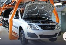 """AvtoVAZ"" began to stop the Assembly line"
