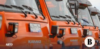 Sales of trucks in Russia decreased after three years of growth