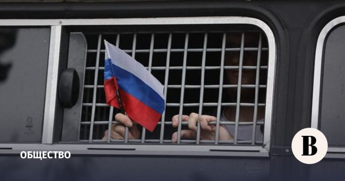 Two-thirds of Russians recognize the country's political prisoners