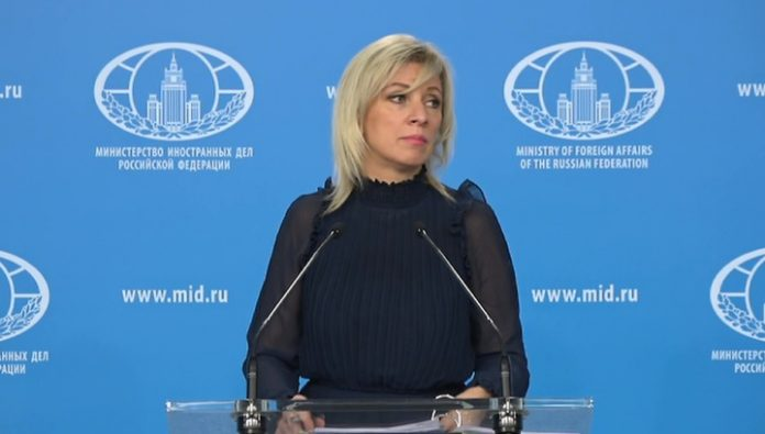 After Zakharova Bloomberg changed