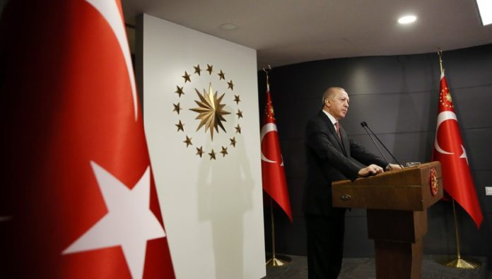 Erdogan is fueling speculation about another coup in Turkey