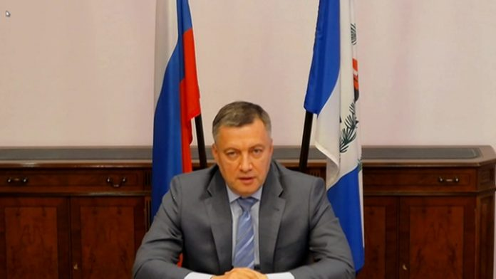 Kobzev ready to go on elections of the Governor of the Irkutsk region