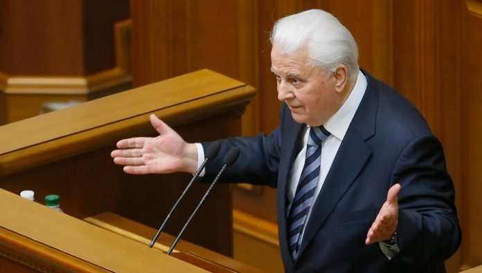 Kravchuk reminded why the West Ukraine