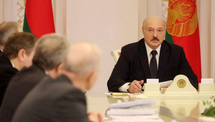 Lukashenko complained about the