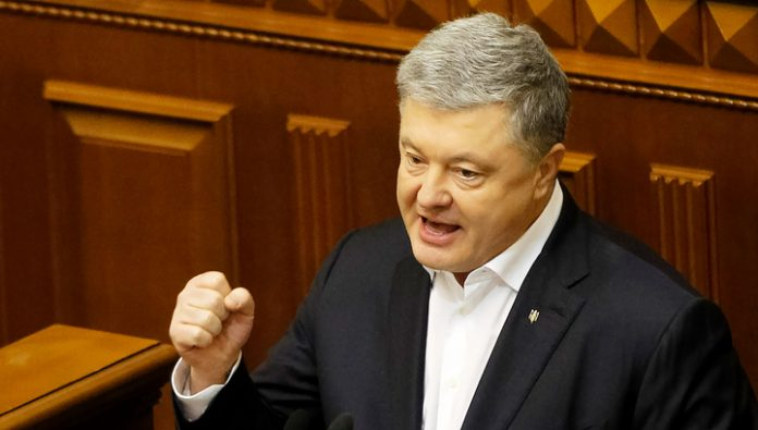 Media: Poroshenko has submitted to the court after the publication of his secret talks with Biden