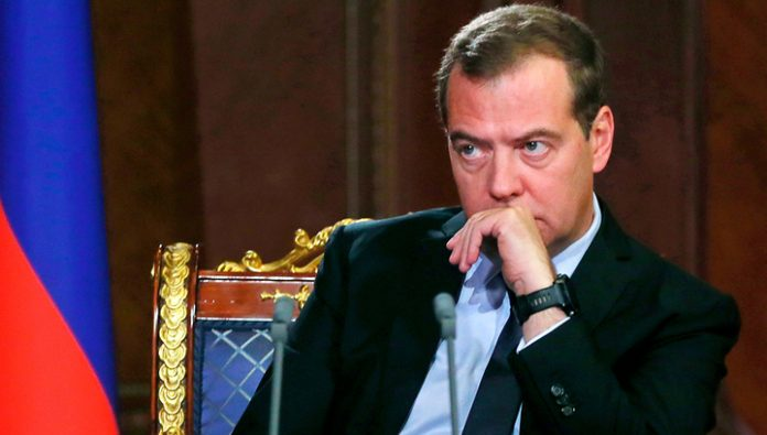 Medvedev: US to destroy the international security architecture