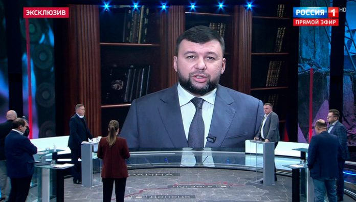 Pushilin: we do not hide Russian passports, and are proud of them