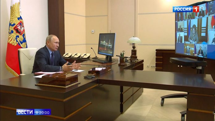 Putin has indicated that he hastened to lift the restrictions impose them again