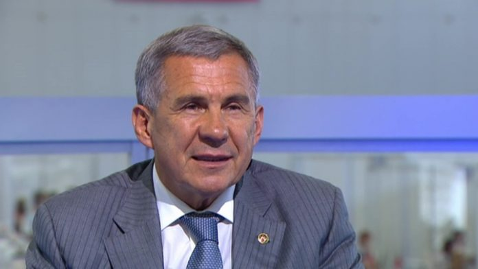 Putin will support the nomination Minnikhanov in elections of the head of Tatarstan