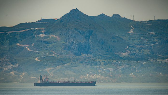 The first Iranian fuel tanker has reached the waters of Venezuela