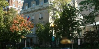 The Russian Embassy in the United States requires from Bloomberg an apology for the blatantly false article