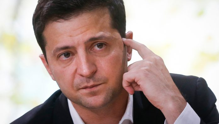 Zelensky was accused of failure to resolve the Donbas conflict