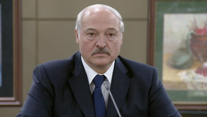 Alexander Lukashenko arrived in Moscow