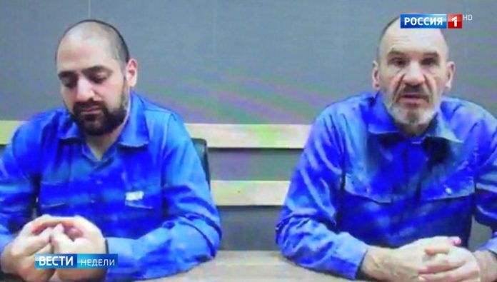 Arrested in Libya a year ago, the Russians transferred to hospital