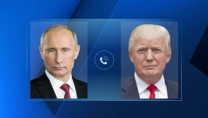 Coronavirus, oil, G7, space: Putin and trump discussed a number of topics