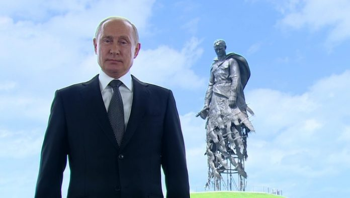 Every vote counts: Vladimir Putin appealed to the Russians