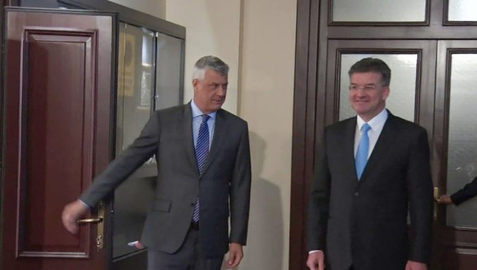In the United States will soon announce a new date for the meeting of representatives of Serbia and Kosovo