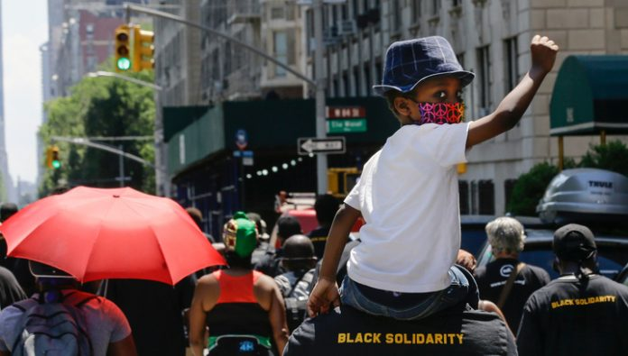 Independence day blacks in the United States can declare a holiday