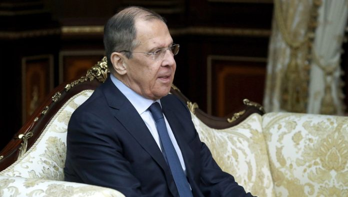 Lavrov announced an emergency conference of the countries-participants of the