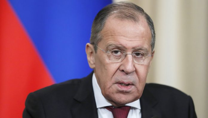 Lavrov: the West forget the ideas of de Gaulle on the creation of a greater Europe
