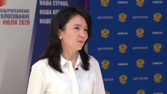 Lidia Mikheeva: voting on amendments control more than 500 thousand observers