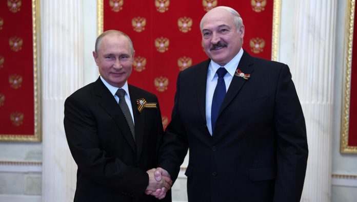 Lukashenko made statements on the constitutional amendments and the meeting with Putin