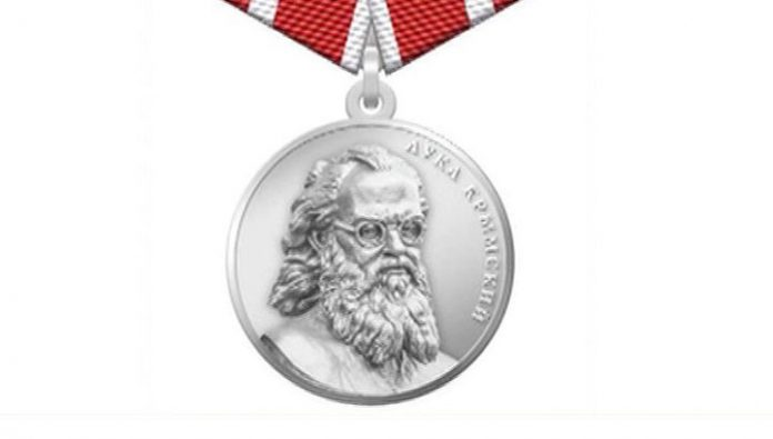 Luke Crimean medals awarded approximately 900 people