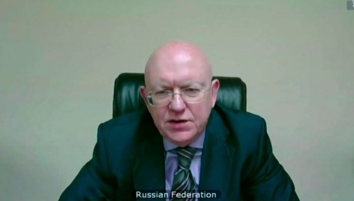 Nebesa: Russia will not allow the U.S. to use the UN Security Council to put pressure on Iran