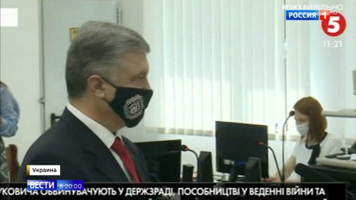 Not directly answered, but blamed the loss of the Crimea: Poroshenko questioned for Yanukovych