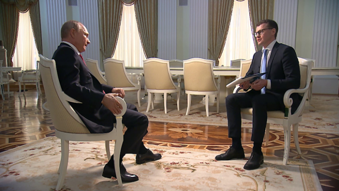 Of the pandemic, before the crises of the 90s: Putin told how he had taken difficult decisions