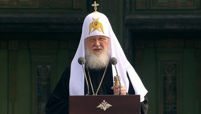 Patriarch Kirill called the Main temple of the Russian armed forces, a symbol of the return to the faith