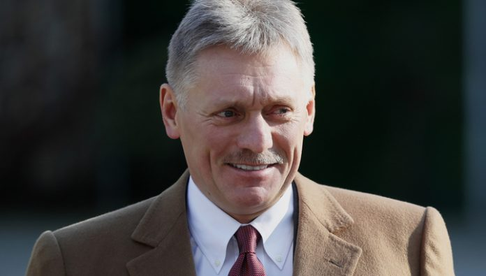Peskov: Putin is not isolated, he is actively working