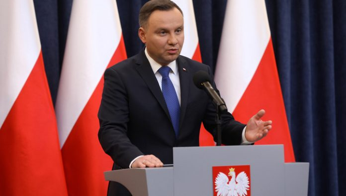 Polish President: nuclear weapons were not the subject of my conversation with trump