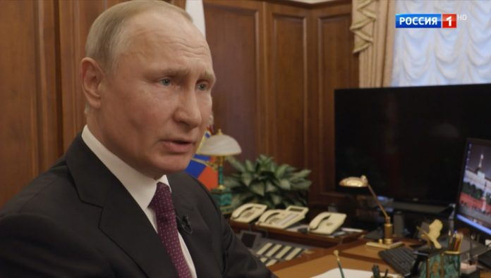 Putin has told, how it feels next to normal people