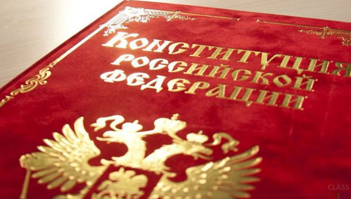 Putin: July 1 - the perfect date for voting on amendments to the Constitution