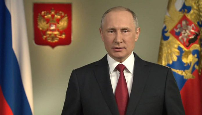 Putin proposed to introduce the status of