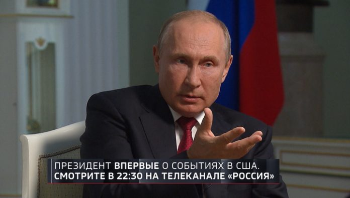 Putin responded to criticism of the Communists and a word about the dictatorship