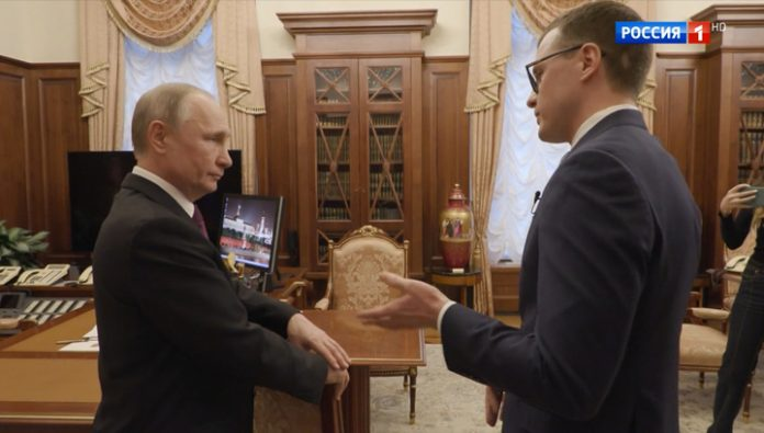 Putin spoke about the hard conversations in the Kremlin