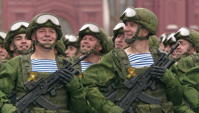 Russia does not rule out NATO provocations to the Victory Parade.