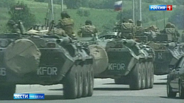 Russian March under the noses of NATO: unknown details