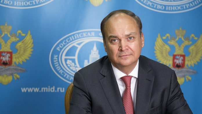 The Embassy of the Russian Federation concerned about the fate of Russians in American prisons