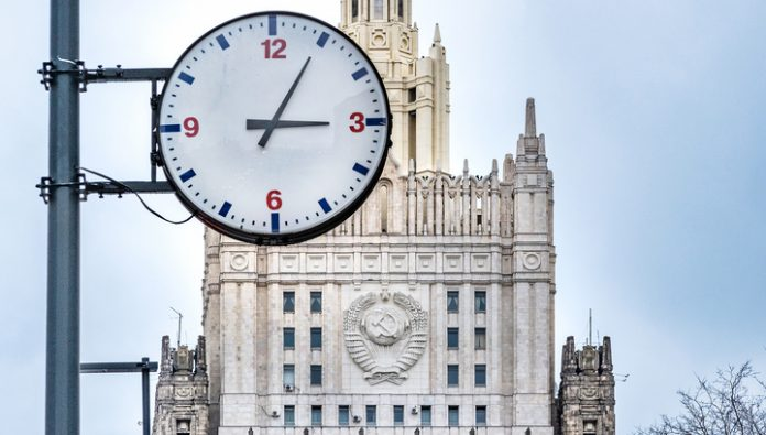 The foreign Ministry of Russia estimated the intellectual ability of American propagandists