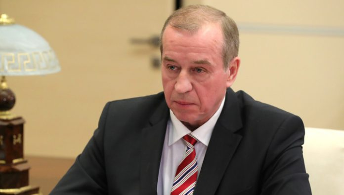 The former head of the Irkutsk region, said the Ukrainian leader asked Putin to allow him to participate in the elections