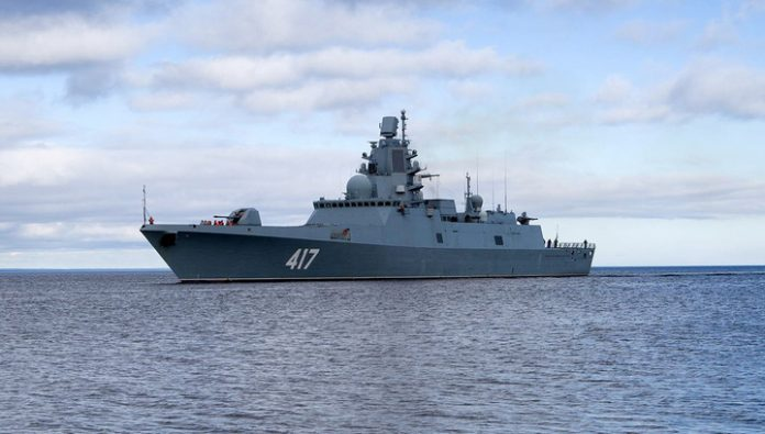 The Northern fleet will become an independent military-administrative unit