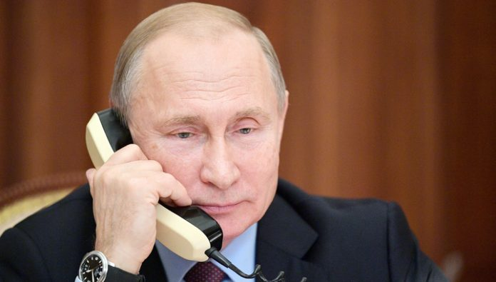 The Russian President talked with the colleagues from Belarus, Kazakhstan, and Mongolia