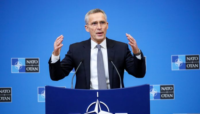 The Secretary General of NATO: the Alliance does not consider Russia and China are immediate threats