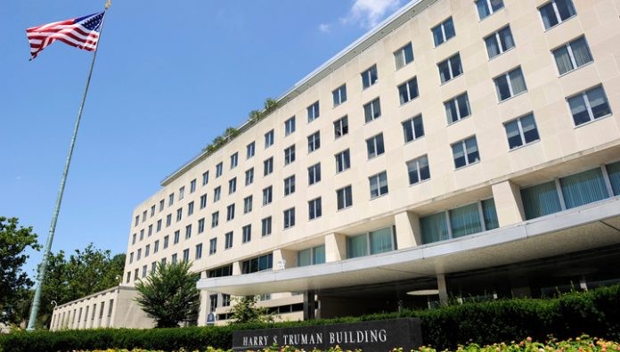 The state Department condemned the UNHRC resolution on racial discrimination and police violence in the United States