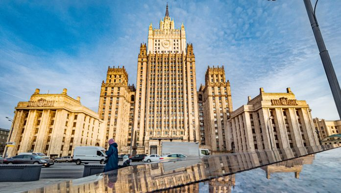 The threat of terrorism takes a new dimension, warns the Russian foreign Ministry